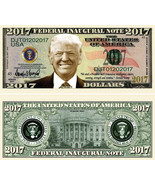 Donald Trump Novelty Money Bills 2017 NEW - $2.00