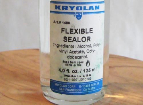 Kryolan Flexible Eyebrow Sealer