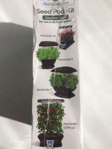 Miracle-Gro AeroGarden Gourmet Herb Seed Pod Kit
