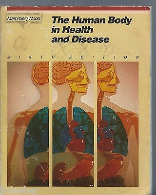 Human Body in Health and Disease,1987PB,6th edition;Physiology;Anatomy;Pathology