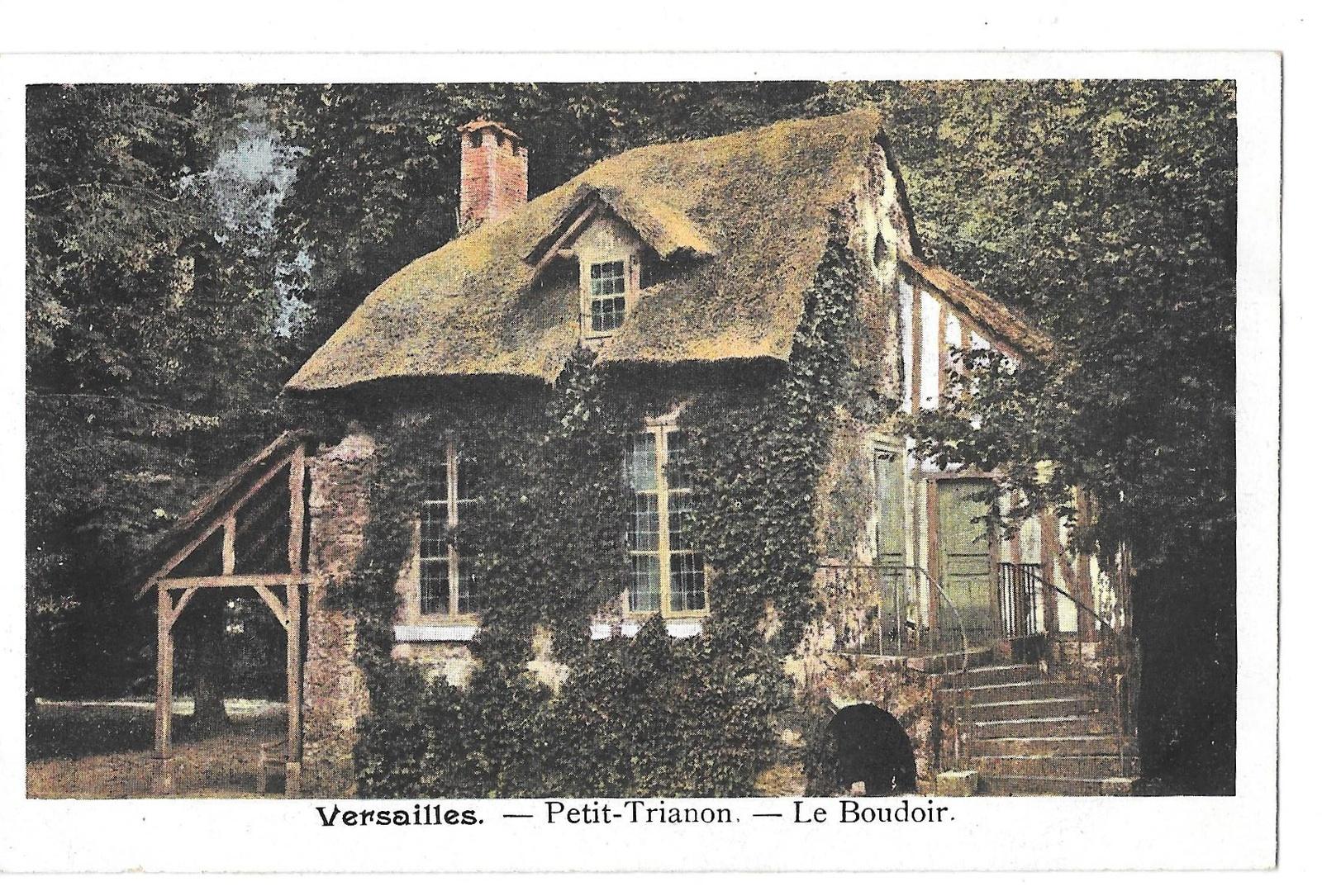 97 br 4950 315 france versailles petit trianon boudoir