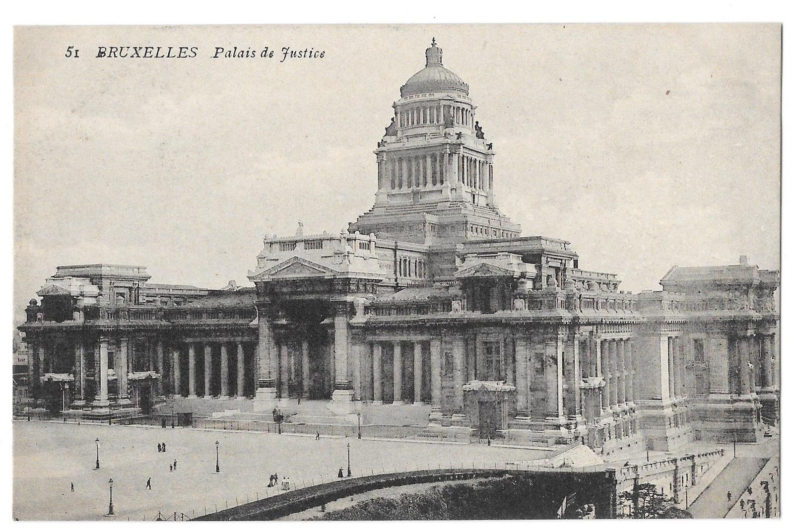 97 br 4950 315 belgium bruxelles brussels palais de justice