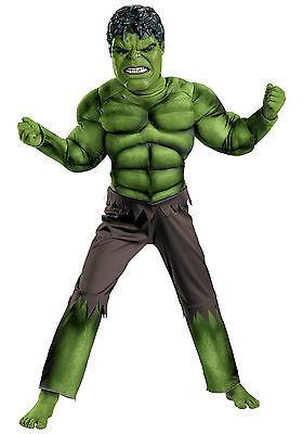 Marvel Avengers - Hulk - Child Muscle Costume Medium 7-8