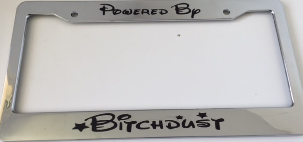 Powered by bitchdust chrome