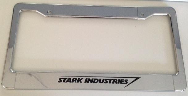 Stark industries chrome