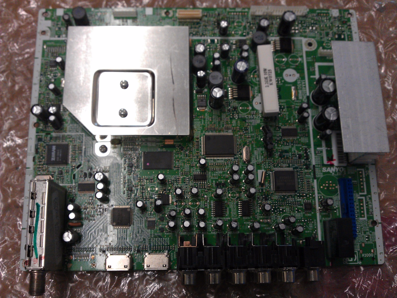 N3HLE ( 1AA4B10N20000 ) Main Board From Sanyo DP32647  LCD TV