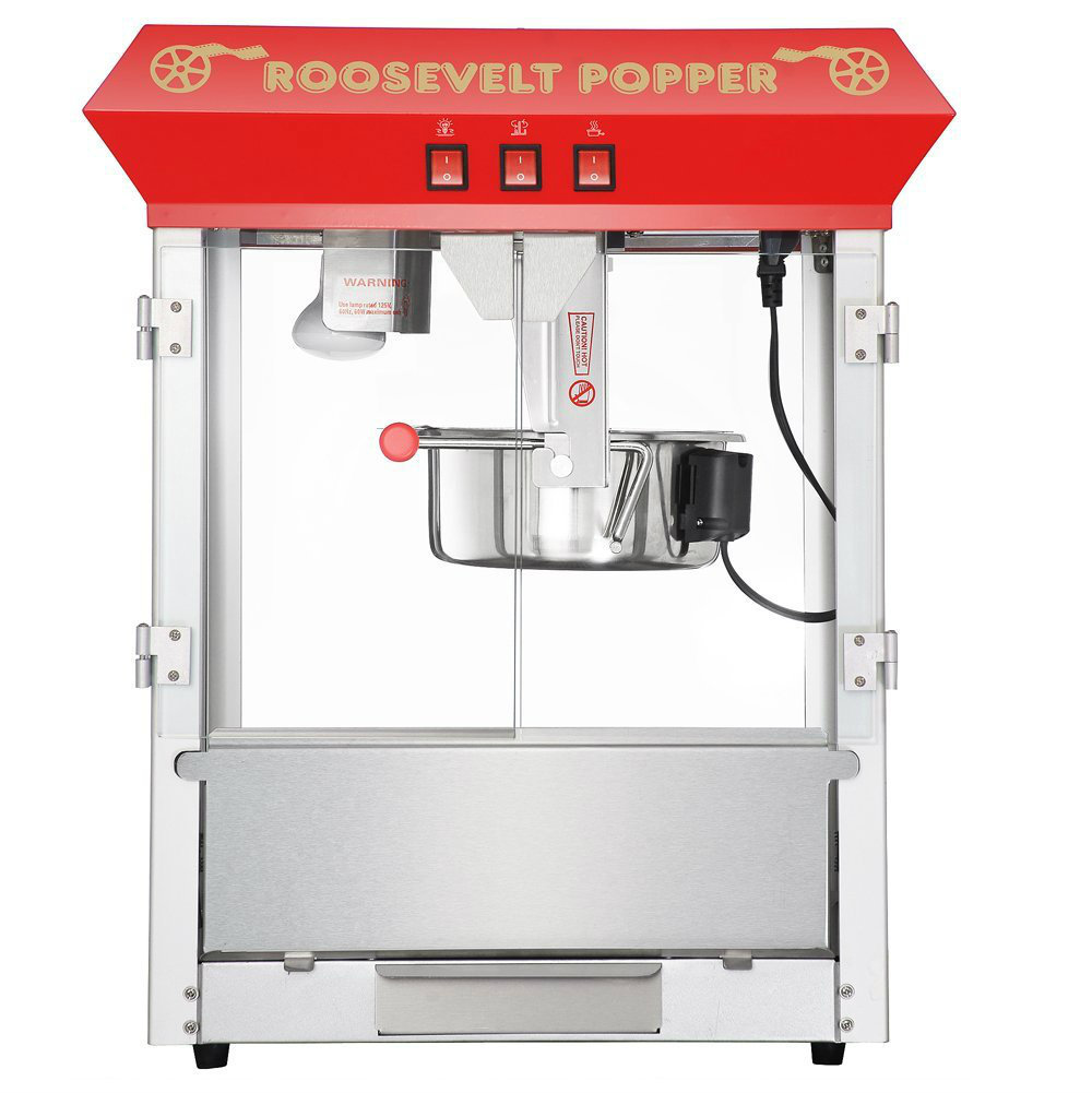 Coupon for popcorn popper