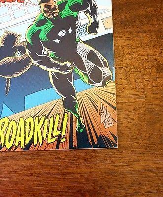 Green Lantern Mosaic DC Comics #2 July,1992 Comic (VF/NM) Books-Vintage-Old-Vtg