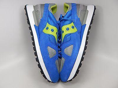 Saucony Shadow Original Retro Men's Shoes Size US 9 M (D) EU 42.5 Blue S2108-585