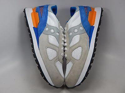 Saucony Shadow Original Retro Men's Shoes Sz US 9 M (D) EU 42.5 White S2108-598