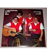 C'EST SI BON BAND SEALED LP - Les Saints Du Canada (Pal Hop Era Members) - $17.50