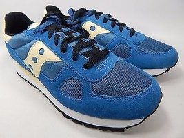 Saucony Shadow Original Retro Men's Shoes Sz US 9 M (D) EU 42.5 Blue 2108-539
