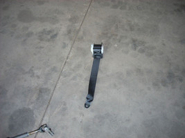 2008 SCION TC RIGHT REAR SEAT BELT