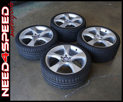 "19"" OEM Mercedes Benz CLS Class Wheels and Tires for CLS500 CLS550 W218 W219"