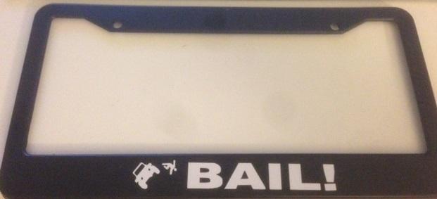 Jeep bail black