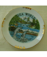 Miniature Cup & Saucer Sea World San Diego - $6.00