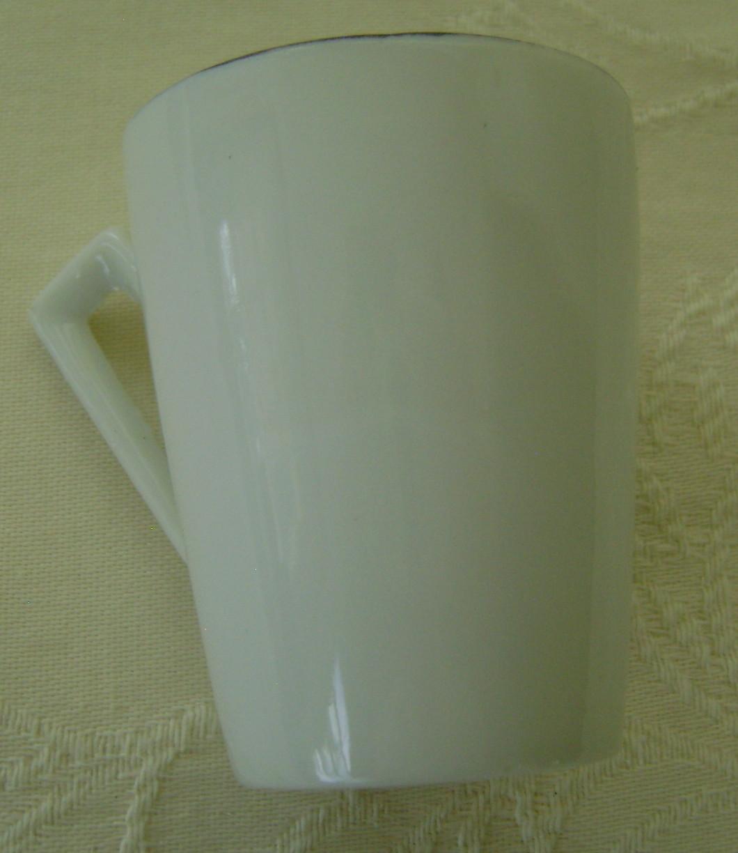 Miniature Cup & Saucer Sea World San Diego