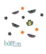 BUTTON PACK JABC Coven of the Year Halloween SAL by Stitchers Anon JABC  - $22.00