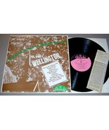RUSTY WELLINGTON LP - ARCADE 1003 Stepping Stone to a Higher Ground - $250.00