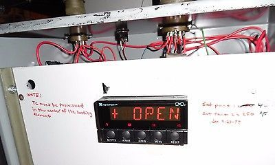"Vertrod 36EPS 36"" x 1/4"" Thermal Impulse Heat Sealing Machine 220-230V 1PH"