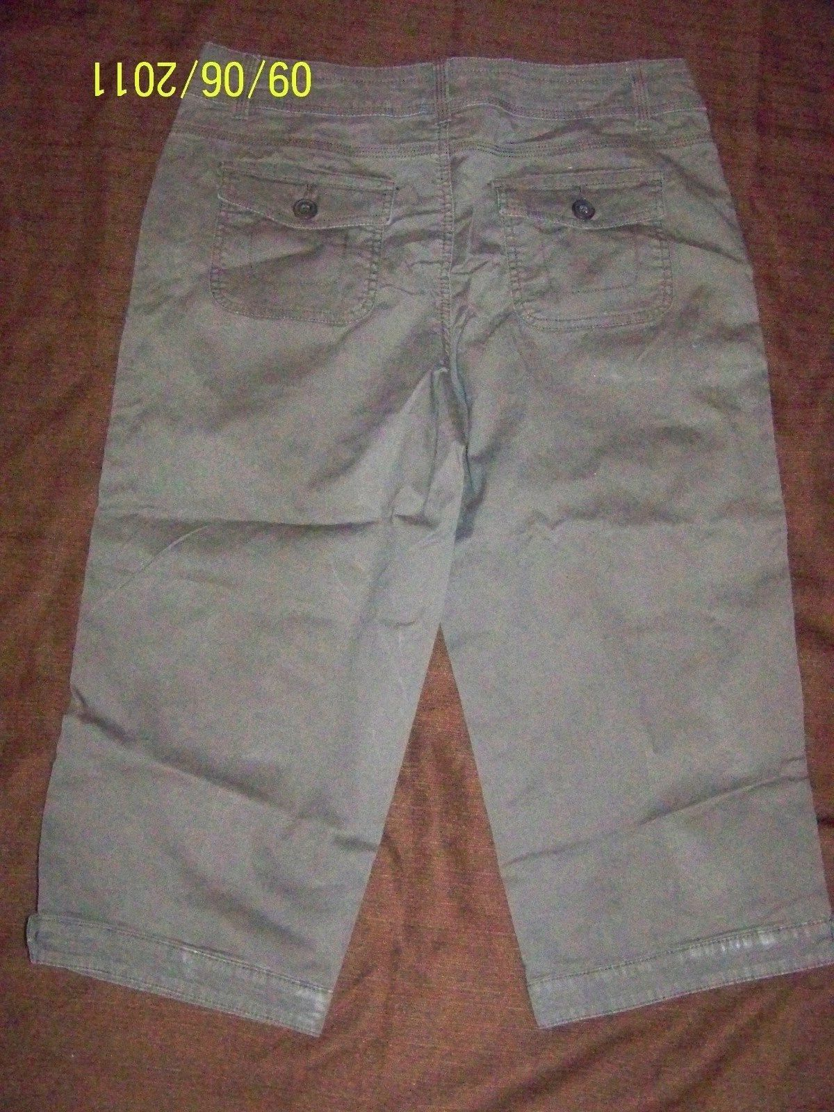 NWOT Women's Sonoma Lifestyle Pants size 6, Color: Brown