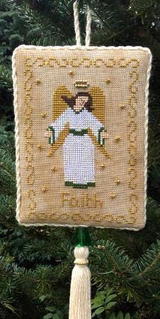 Angel of faith