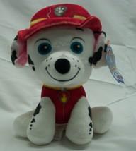"GUND Paw Patrol NICE SOFT MARSHALL FIRE DOG 7"" Plush STUFFED ANIMAL Toy NEW - $18.32"