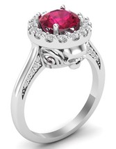 Skull Engagement Ring - $229.00