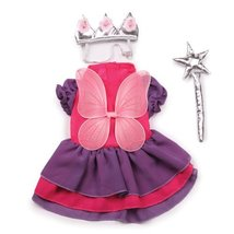 Zack & Zoey Fairy Princess Costume, Medium - $29.95