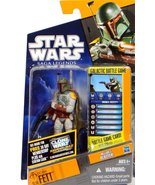 Star Wars Saga Legends Return of the Jedi Boba Fett SL30 - $16.99