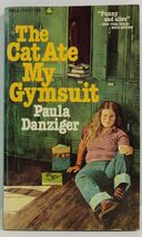 The Cat Ate My Gymsuit by Paula Danziger - $2.99