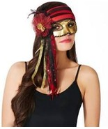 Female Pirate Mask for Halloween - $12.95