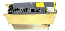 FANUC A06B-6079-H207 SERVO DRIVE AMPLIFIER 283-325V 8.5KW (FOR PARTS)