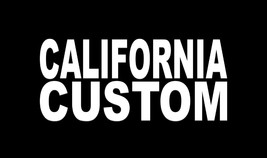 California home custom - $1.99
