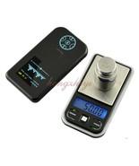 100g x0.01g Mini Jewelry Gram Carat Scale Pocket Electronic Weighing Bal... - $14.36