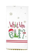 What the Elf? Tea Towel