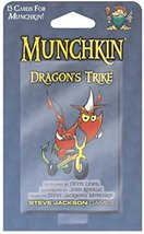 Munchkin Dragons Trike Card Game - $5.25