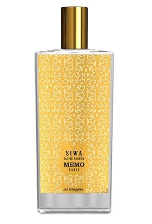 SIWA by MEMO 5ML TRAVEL SPRAY VANILLA WHISKEY NARCISSUS Fresh Musky