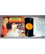 HANK SNOW LP + SIGNED LETTER - RCA LSP4306 Sings in Memory of Jimmie Rod... - $125.00