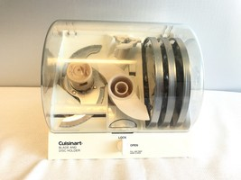 Cuisinart Blade & Disc Holder BDH-2 3 Discs and 3 Blades for Food Processor - $45.00