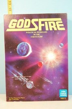 Godsfire Space Conquest Game - Task Force Games 1976 Unpunched PRISTINE ... - $54.45