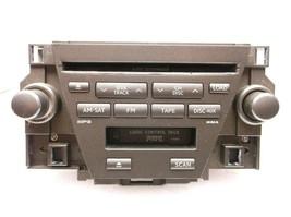 07-09 Lexus ES350 /RADIO/AUDIO/ RECEIVER/CONTROL/ 6 CD/CASSETTE Player - $50.49