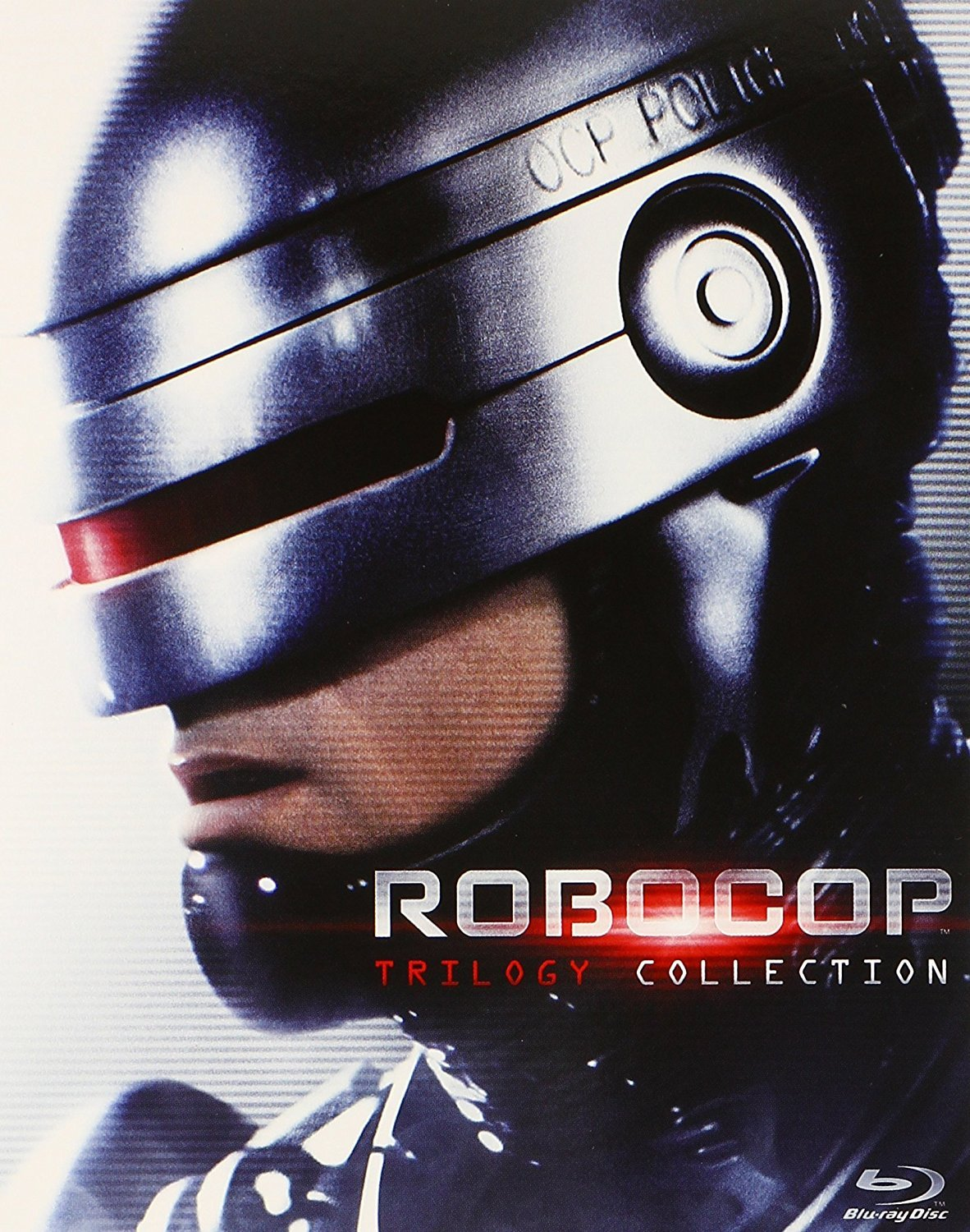 RoboCop: Trilogy Collection [Blu-ray] (2014)
