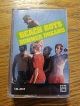 BEACH BOYS SUMMER DREAMS (Capitol 1983) Cassette Tape - $5.00