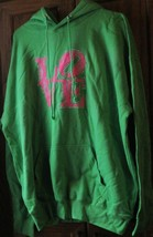 NWT Coconut Creek LOVE green pullover hoody sweatshirt sweat shirt size XL - $19.99