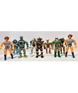 Thundercats Lot LJN Lion-O, Mumm-ra, etc. 9 Action Figures Original Vint... - $123.74