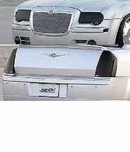 2005-2007 Chrysler 300C SRT8 GTS Smoke Acrylic Headlight Taillight Cover... - $134.00
