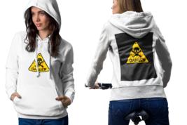 Area 51 Womens White Classic Hoodie - $30.99+