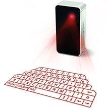 Virtual keyboard, ShowMe(TM) Laser Projection Bluetooth Wireless Keyboard for iP