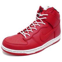 Nike 845055 Men Red Dunk Ultra High Top Basketball Casual Shoes Sneakers 15 - £62.61 GBP